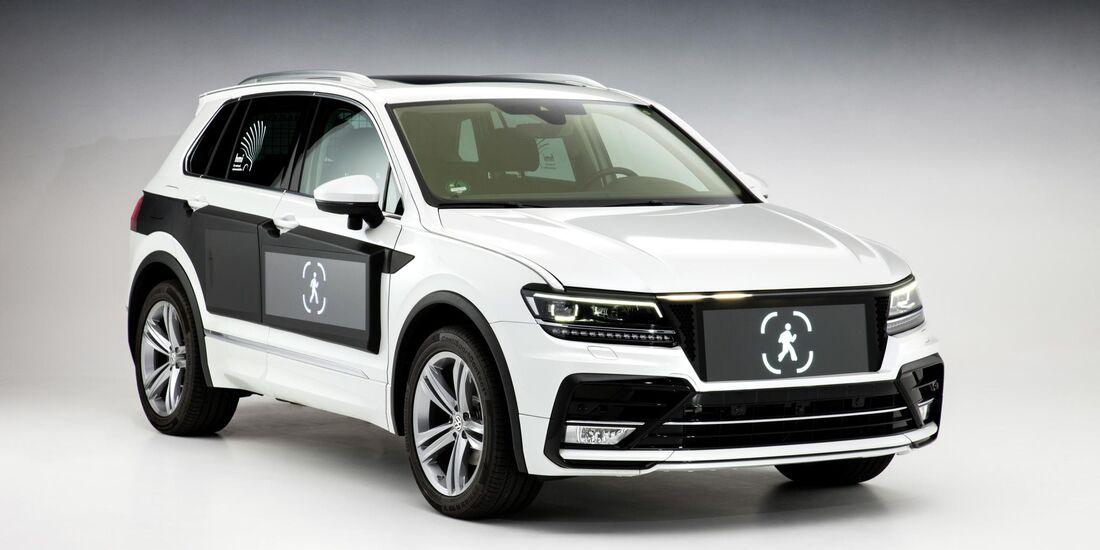 10/2018, Volkswagen Lichtentwicklung
