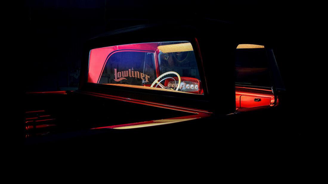 10/2019, 1968 Dodge D200 Lowliner Concept auf der SEMA 2019