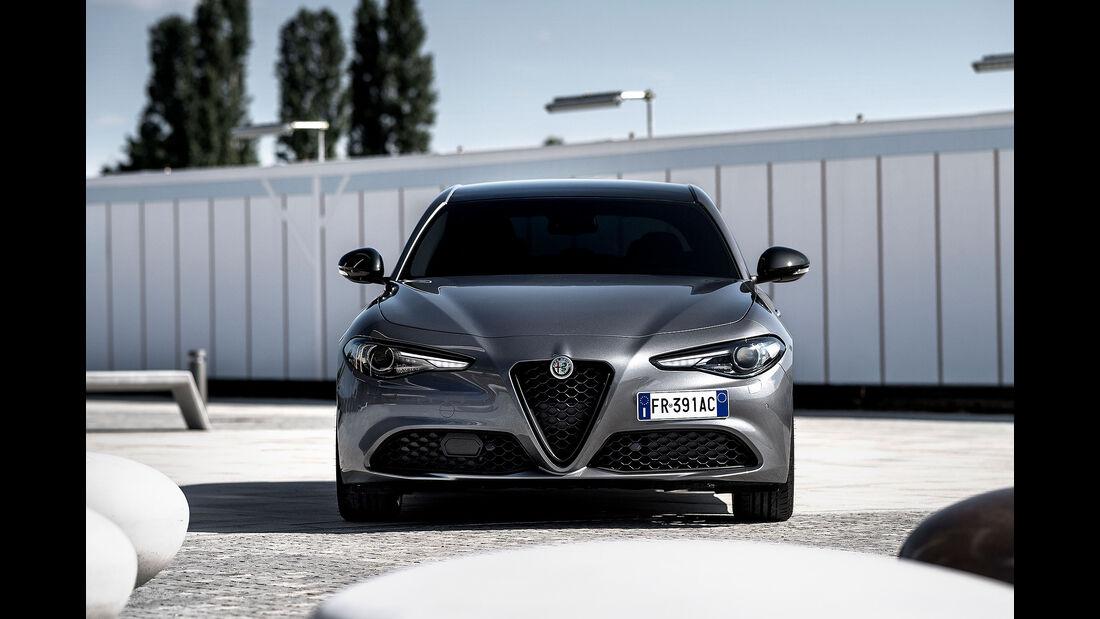 10/2019, Alfa Romeo Giulia Modelljahr 2019