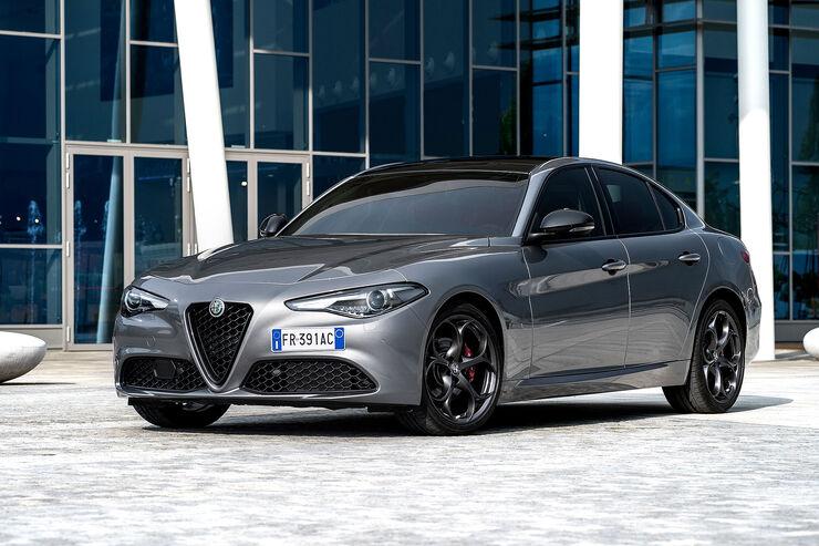 Alfa Romeo Giulia: Modellpflege für das Modelljahr 2019 - auto motor und sport