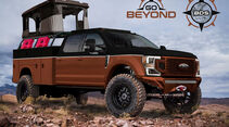 10/2019, BDS Suspension Ford F-350 Super Duty Crew Cab XLT