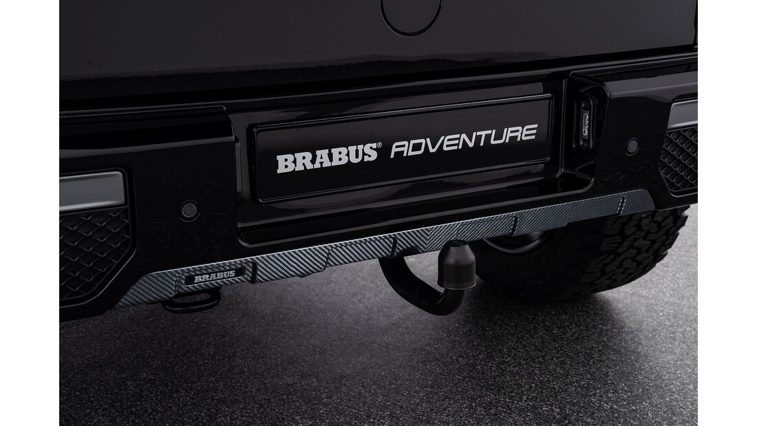 10/2019, Brabus Mercedes G-Klasse Adventure