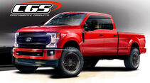 10/2019, CGS Performance Products Ford F-250 Super Duty