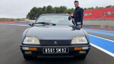 10/2019, Citroën CX 1989