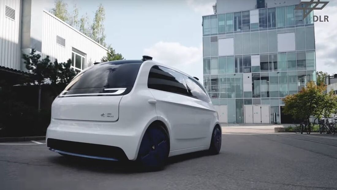 10/2019, DLR Urban Modular Vehicle