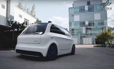 10/2019, DLR Urban Modular Vehicle