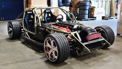 10/2019, Factory Five New V12 Supercar Chassis