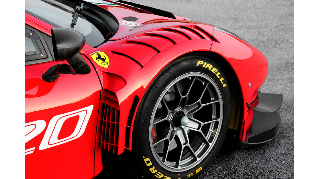 10/2019, Ferrari 488 GT3 2020