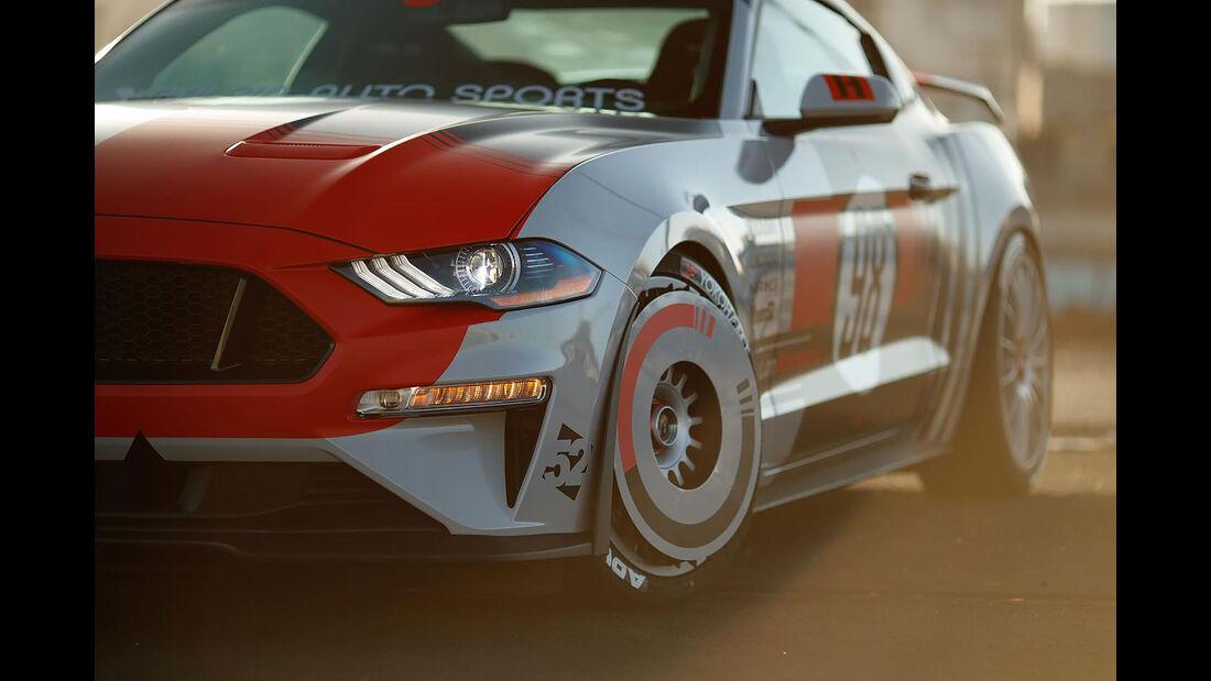 10/2019, Ford Mustang GT von Galpin Auto Sports bei der SEMA 2019
