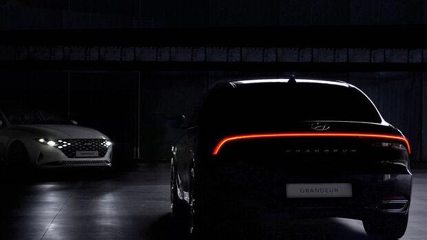 10/2019, Hyundai Azera / Grandeur Facelift 2020