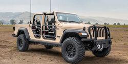 10/2019, Jeep Gladiator XMT für das Militär