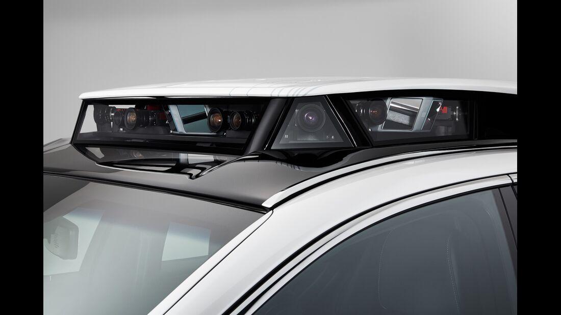 10/2019, Lexus LS Autonom