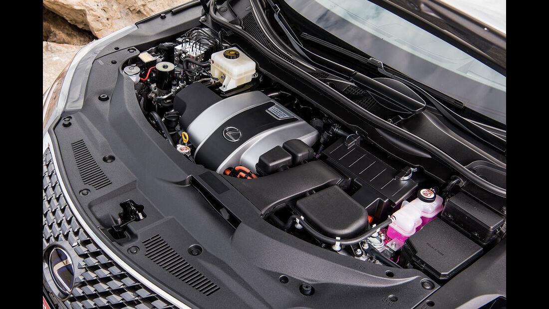10/2019, Lexus RX 450h Facelift