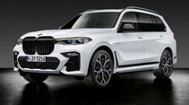 10/2019, M Performance Parts für den BMW X7