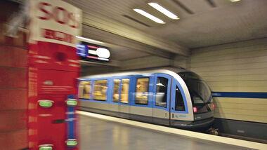 10/2019, MVG U-Bahn München