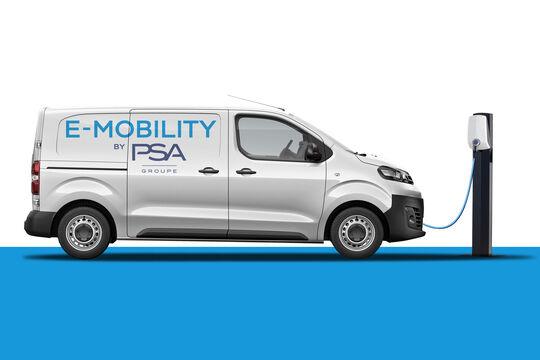 10/2019, PSA Elektro-Van