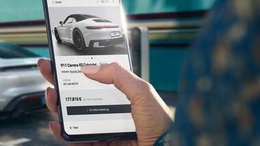 10/2019, Porsche Online Verkauf