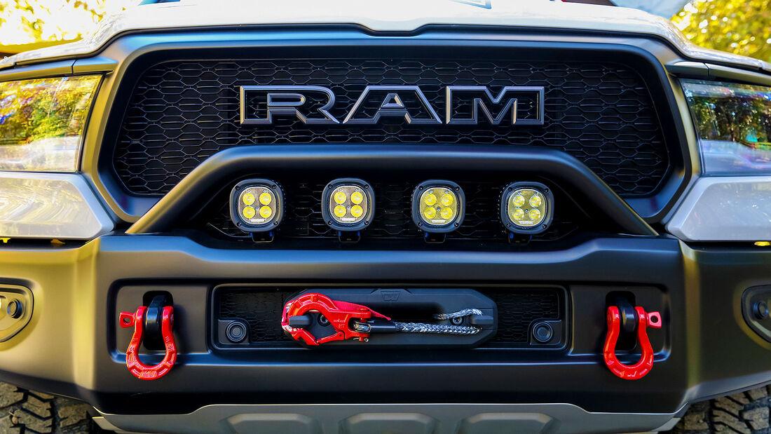 10/2019, Ram 1500 Rebel OTG Concept