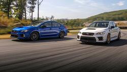10/2019, Subaru WRX STI S209