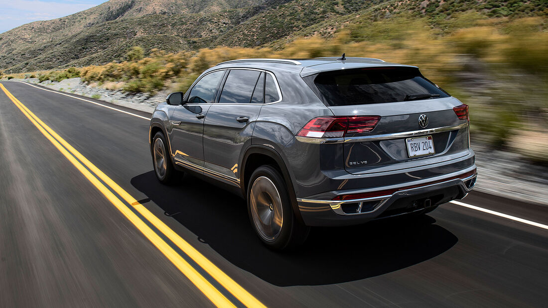 10/2019, VW Atlas Cross Sport