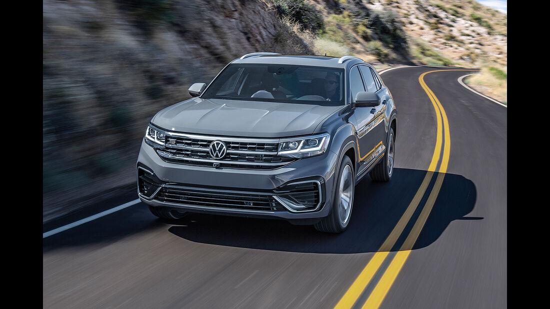 10/2019, VW Atlas Cross Sport