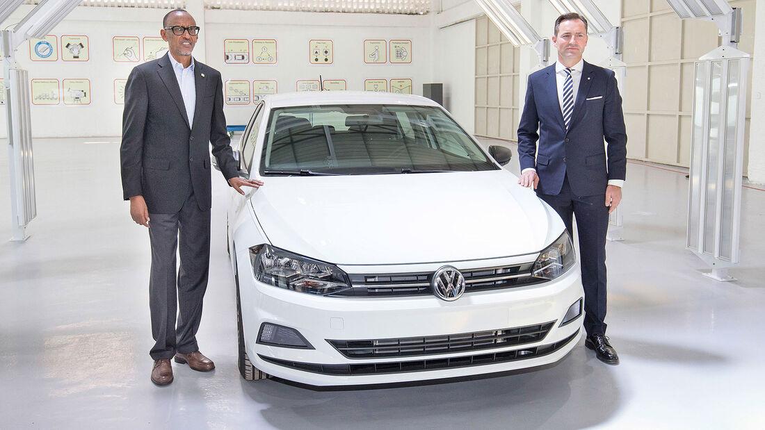 10/2019, VW in Afrika