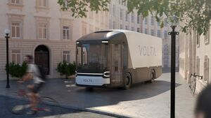 10/2019, Volta Truck