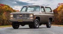 10/2020, 1977 Chevrolet K5 Blazer-E