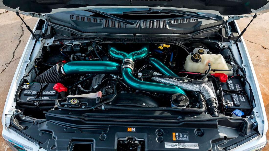 10/2020, 2017 Ford F-250 von Elite Customs Auto Body