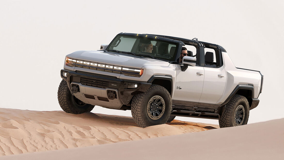 10/2020, 2022 GMC Hummer EV Edition 1