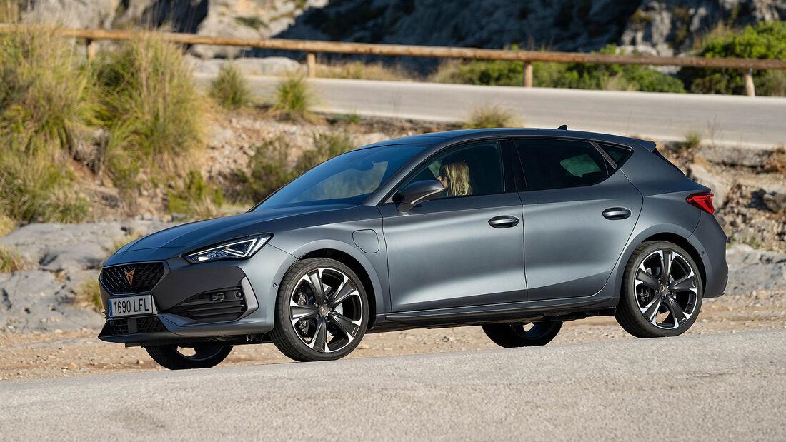 10/2020, Cupra Leon E-Hybrid
