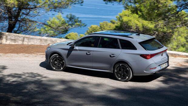 10/2020, Cupra Leon Sportstourer E-Hybrid
