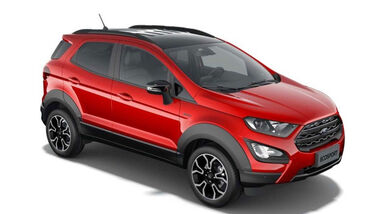 10/2020, Ford Ecosport Active