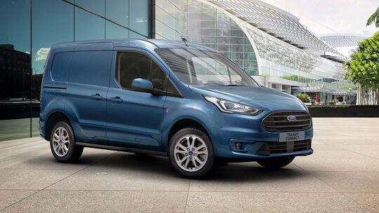 10/2020, Ford Transit Conncet Modellpflege