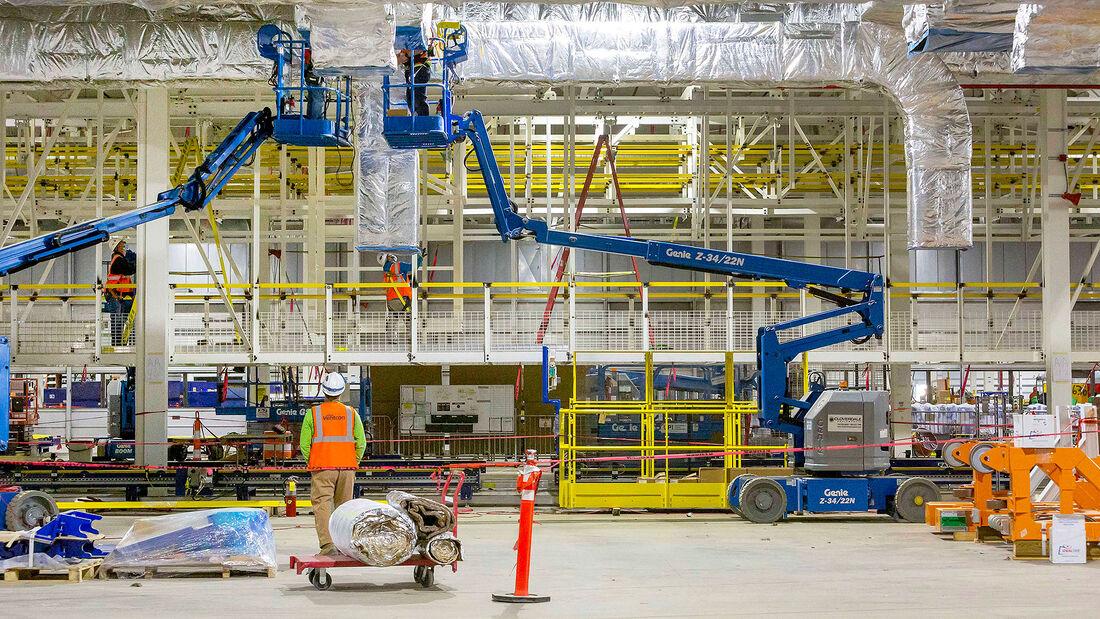 10/2020, General Motors Factory Zero