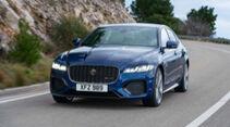 10/2020, Jaguar XF Modelljahr 2021
