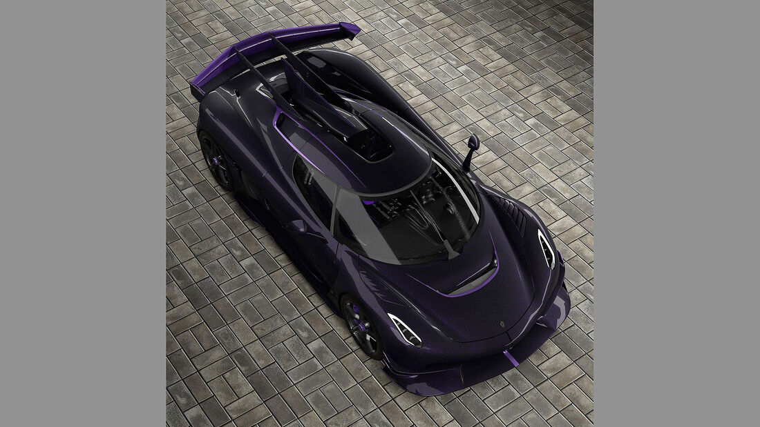 10/2020, Koenigsegg Jesko Hydra