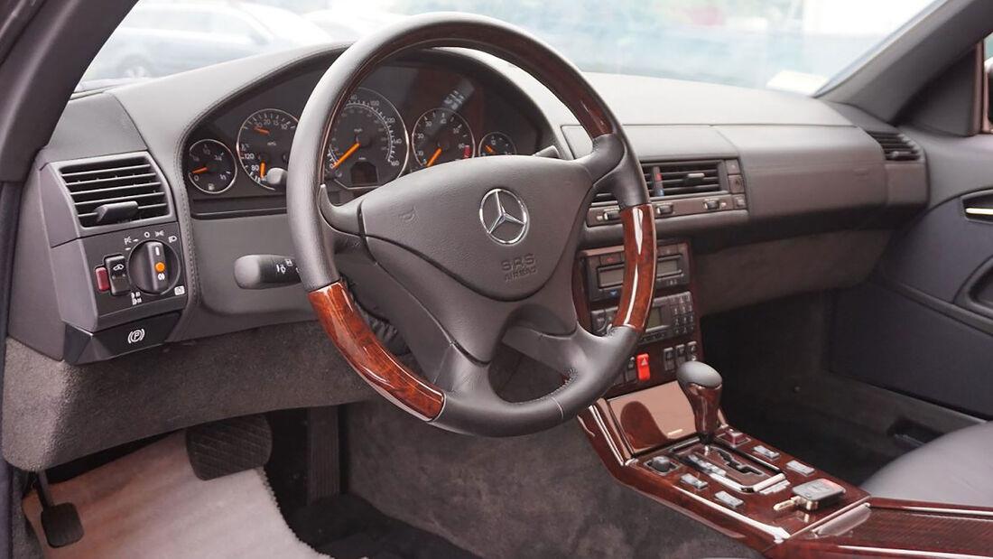 10/2020, Mercedes SL 600 R129