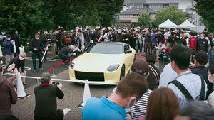 10/2020, Nissan 400 Z Proto Enthuellungs-Event