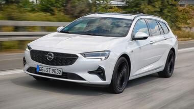 10/2020, Opel Insignia Sports Tourer Facelift 2020
