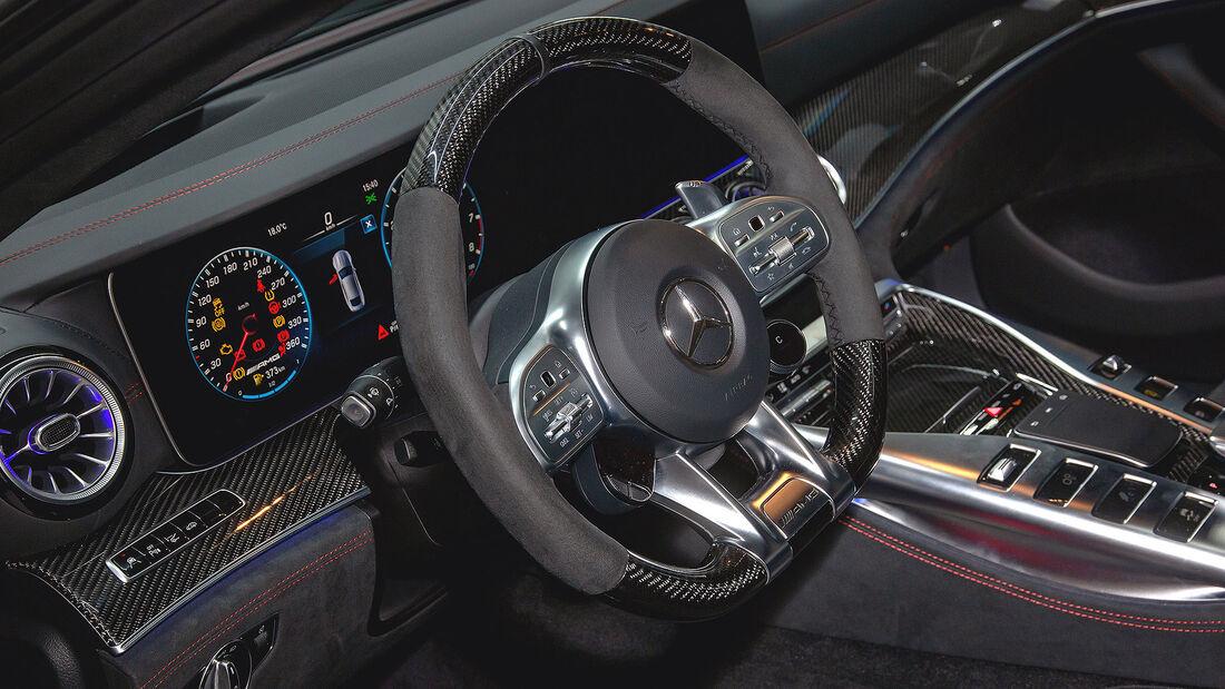 10/2020, Posaidon GT 63 RS 830+ auf Basis Mercedes-AMG GT 4-Türer