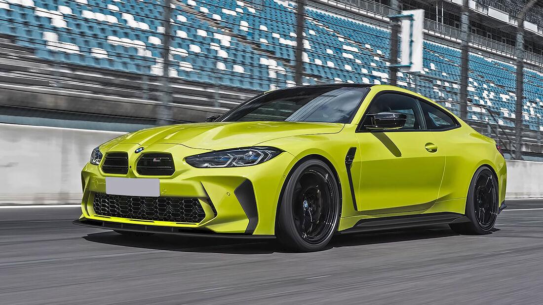 10/2020, Prior Design BMW M4 Renderings