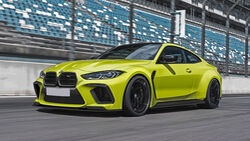 10/2020, Prior Design BMW M4 Renderings