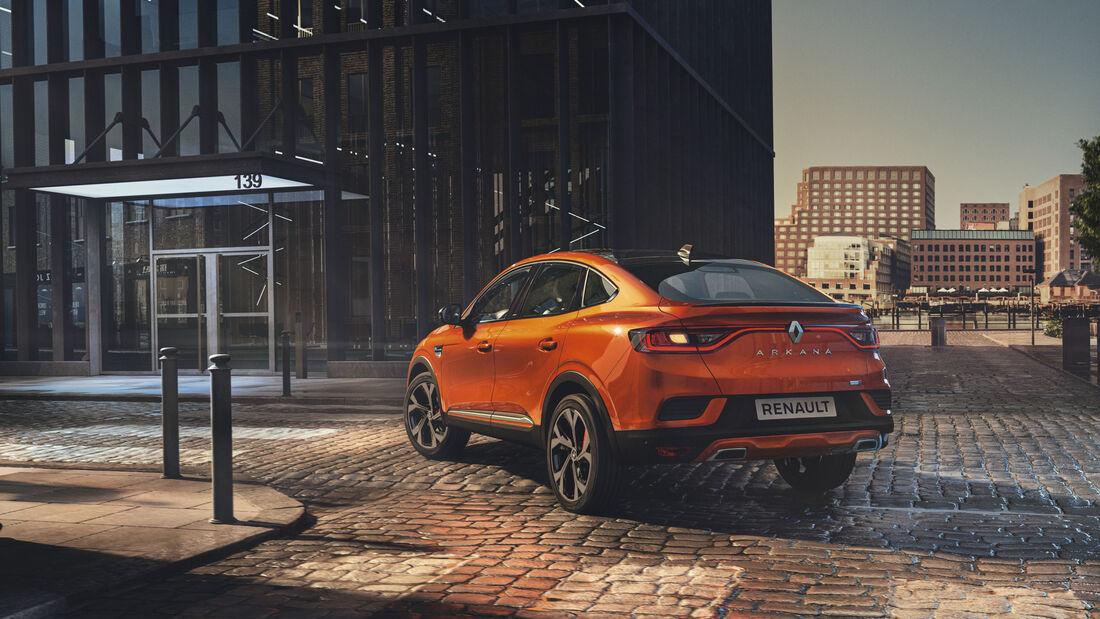10/2020, Renault Arkana