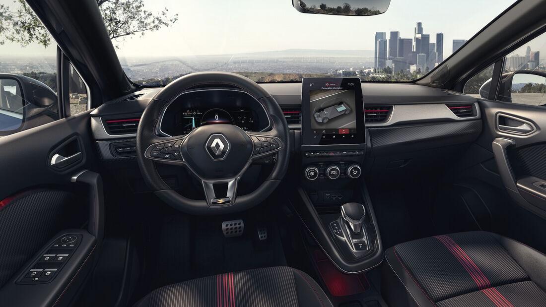 10/2020, Renault Captur