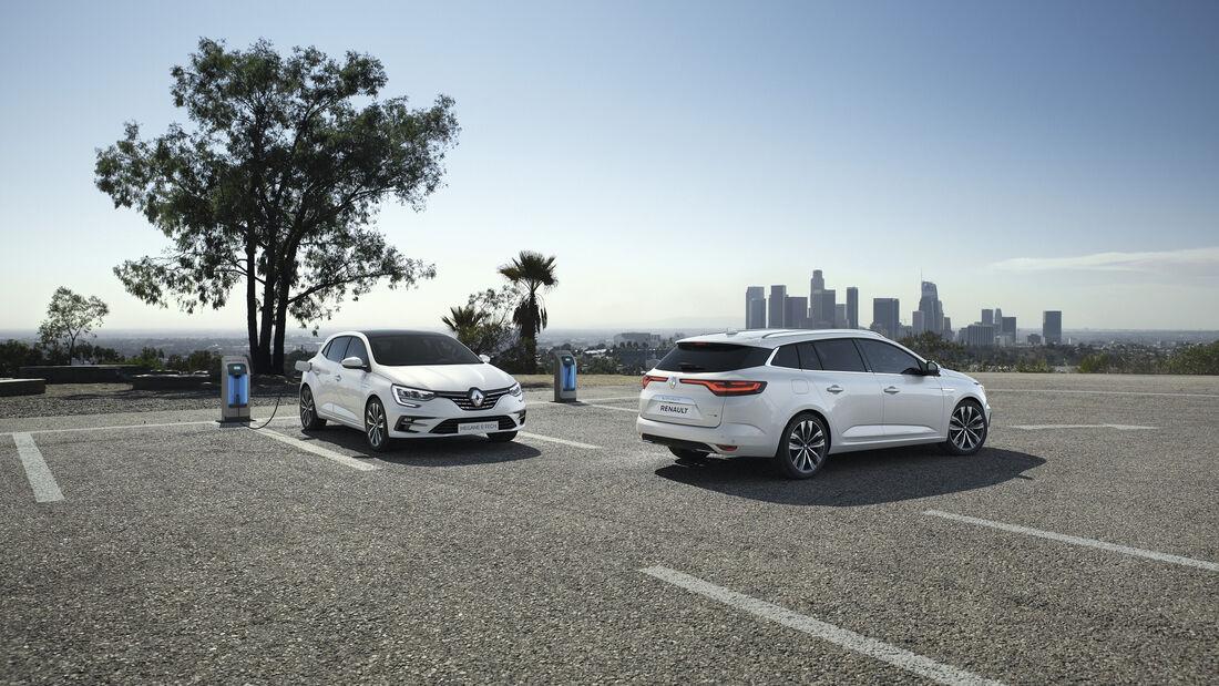 10/2020, Renault Megane PHEV