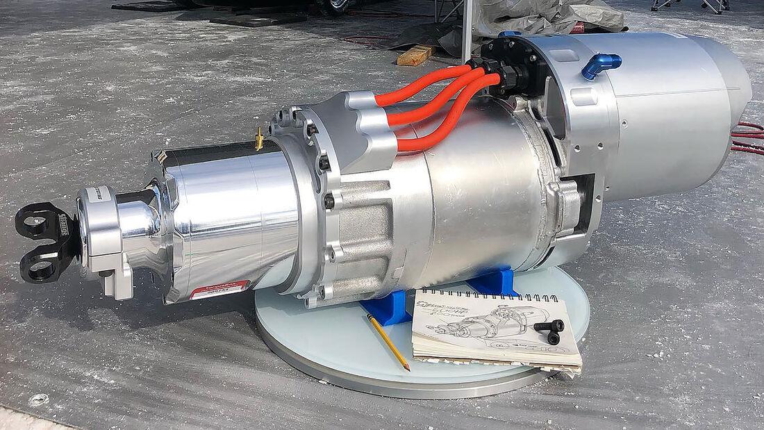 10/2020, Revolt Tesla Crate Engine von EV West
