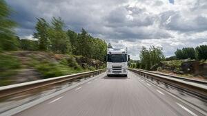 10/2020, Scania PHEV Truck