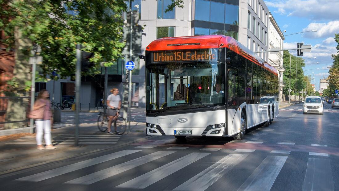 10/2020, Solaris Urbino 15 LE Electric