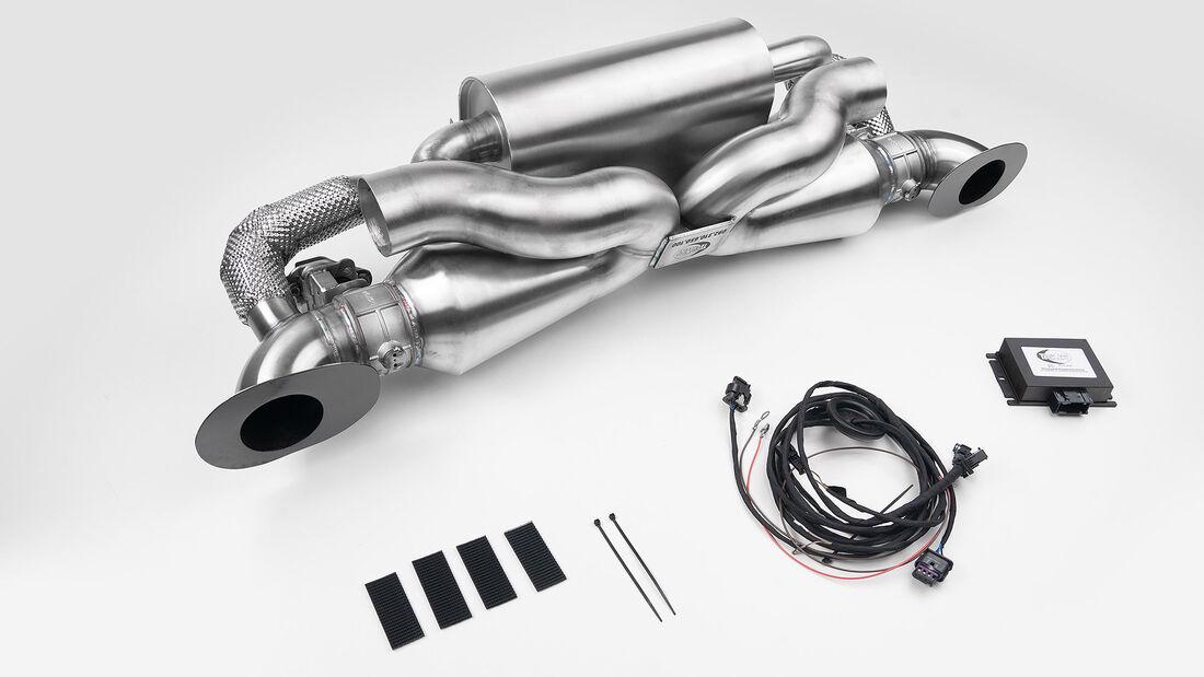 10/2020, Techart Porsche 911 992 Turbo